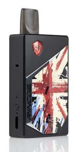 UK Flag - RINCOE TIX 20W DL/MTL POD SYSTEM - REVIEW