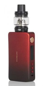 Vaporesso GEN TC 220W Starter Kit Review RED