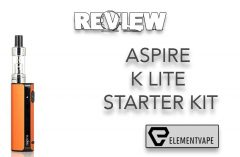 Aspire K Lite Mod Kit Review