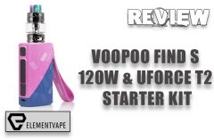 Voopoo Find S Mod Kit Review