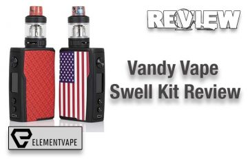 Vandy Vape Swell Kit Review