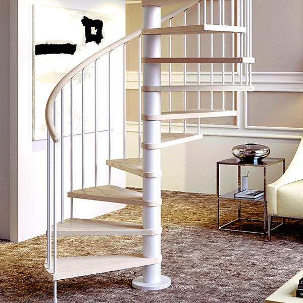 Spiral Stairs Direct Blog Latest From The Spiral Stairs Direct Blog | Spiral Staircase 2 Floors | 8 Ft | Interesting | Spiral Shaped | Outdoor | Wooden