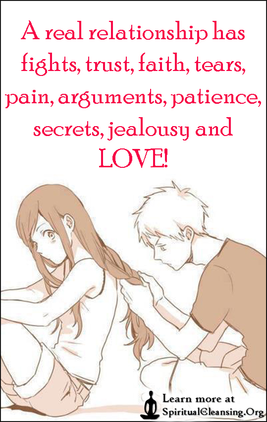 Picture Quotes Love And Trust