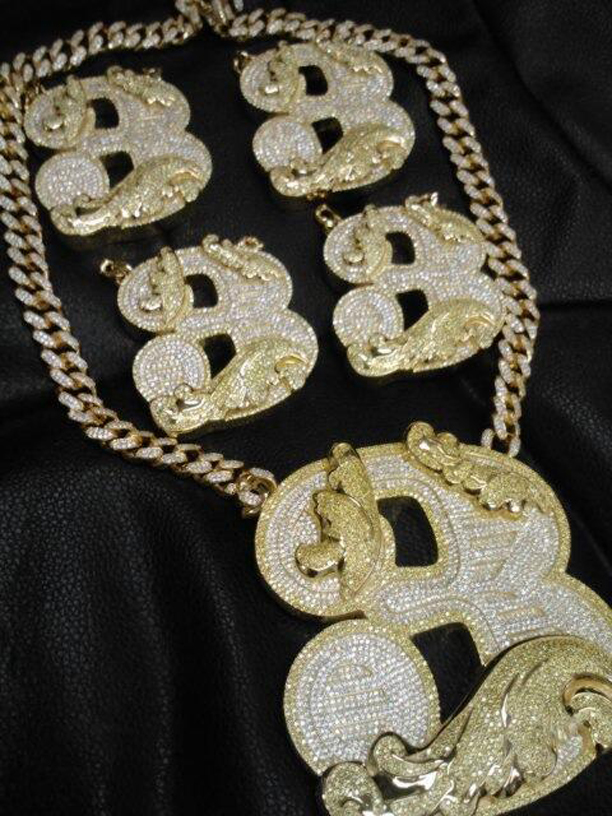 Diamonds Rick Ross Black