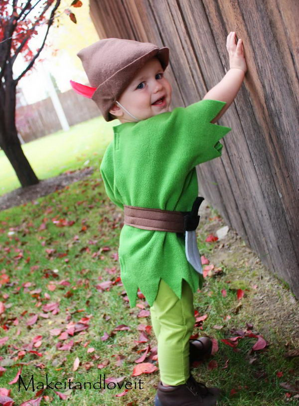 50 Creative Homemade Halloween Costume Ideas For Kids