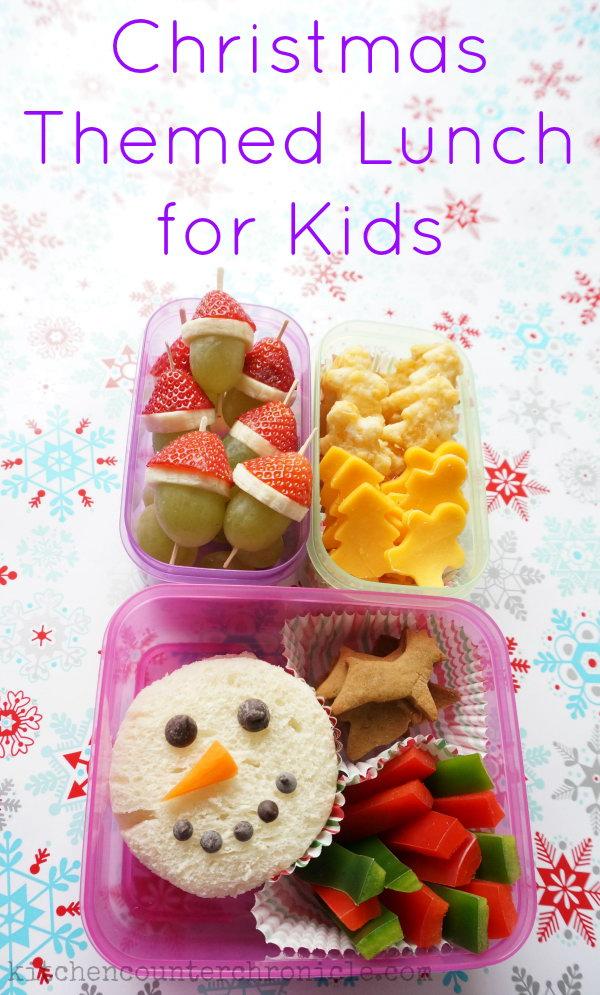 Easy Lunch Ideas Kids