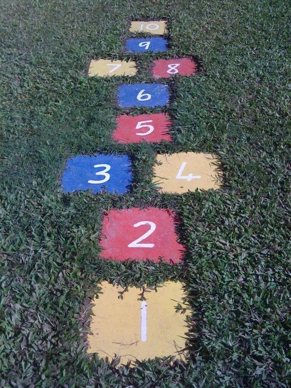 Outdoor Lawn Games Kids