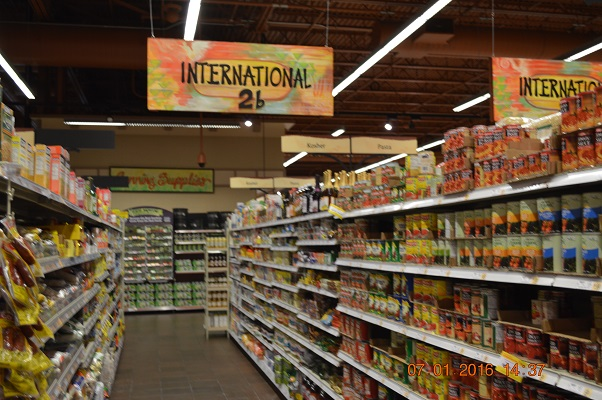 Grocery Stores India