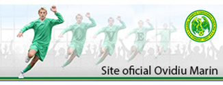 Site oficial Ove Marin