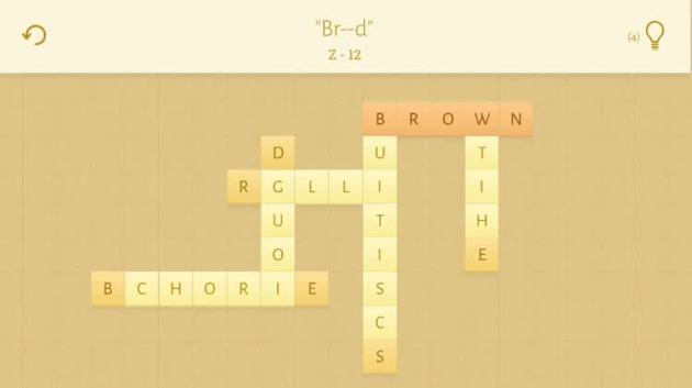 Best Word Games on iOS For those who like a brain teaser challenge with their word game