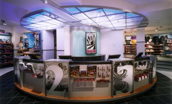 Exhibits Spy International Museum