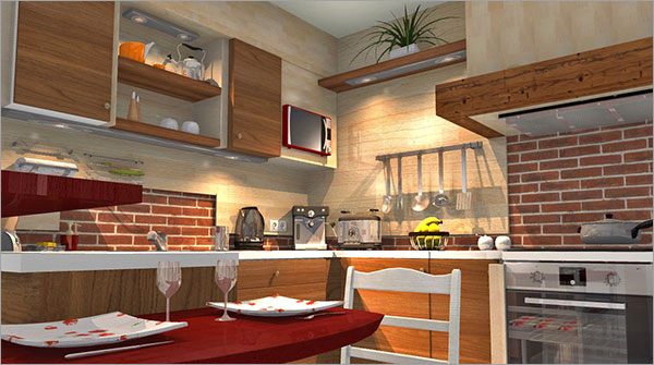 Kitchen Layout Plan Free