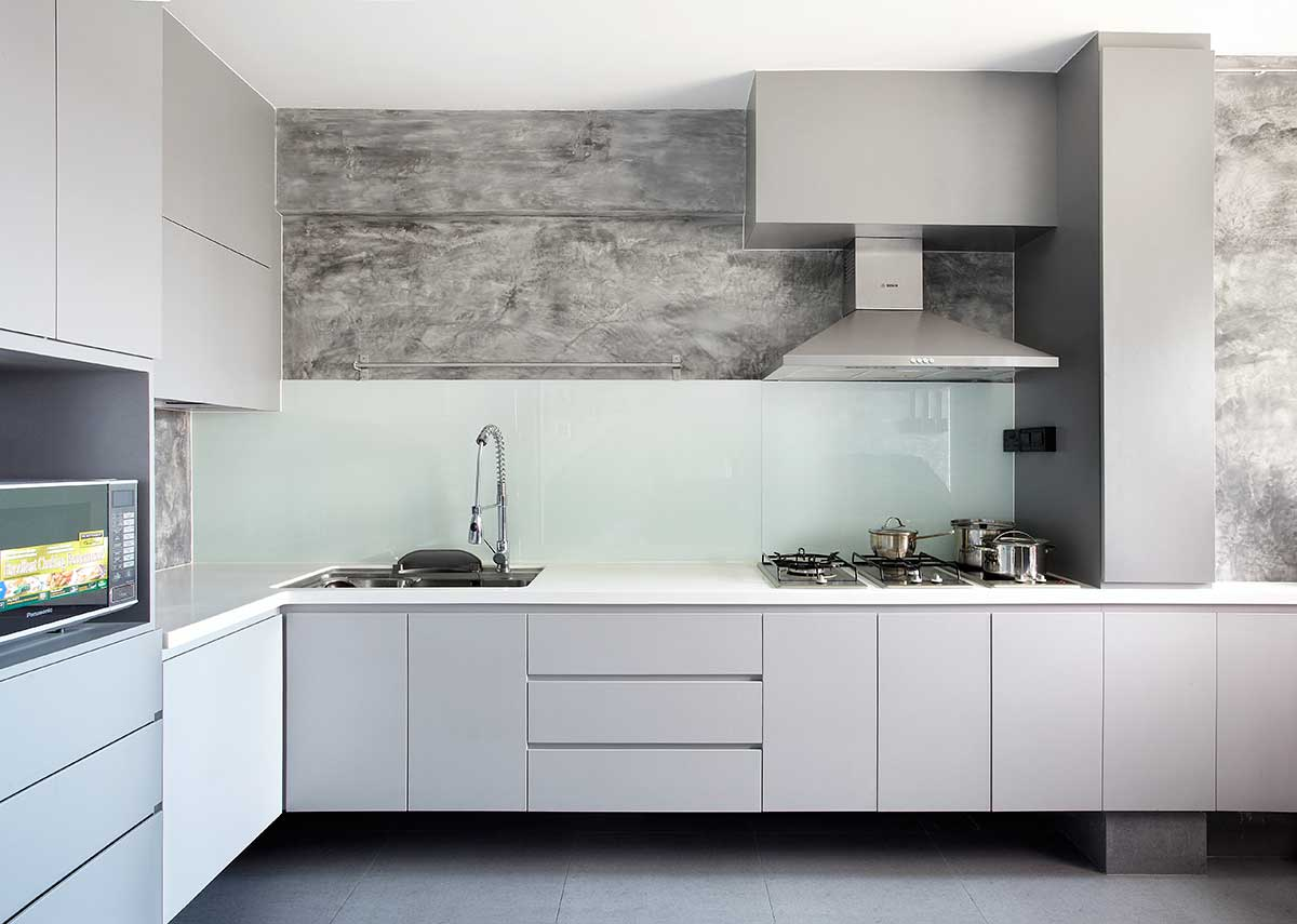 Best Layout L Shaped Kitchen