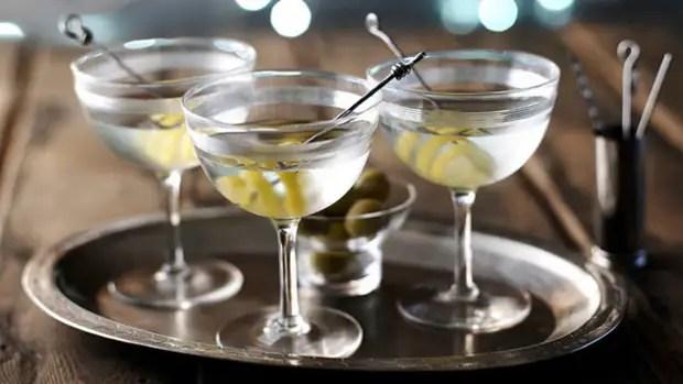 Мартинидегі коктейльдер - 18 рецепт