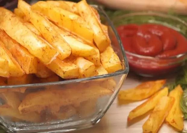 Patate friggere a casa nel forno: le migliori opzioni per deliziosi fast food