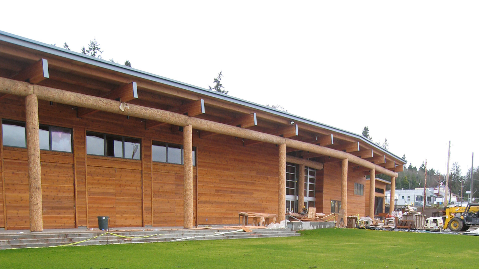 Suquamish Longhouse Swenson Say Fag 233 T