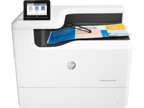 Hp Pagewide Managed Color P75250 Printer Series Software