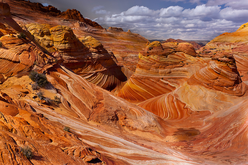 Sandstone Formation Arizona And Utah