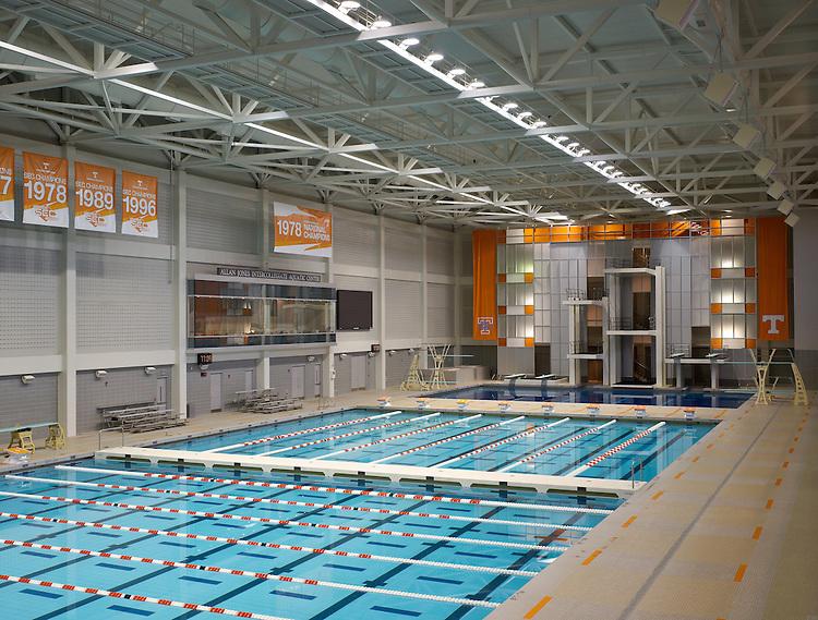 Allan Jones Aquatic Center