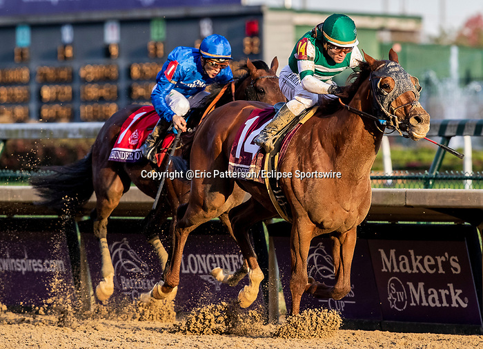 Horse Racing 2018 Breeders Cup World Championship