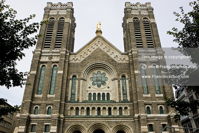 Catholic Church Roch St