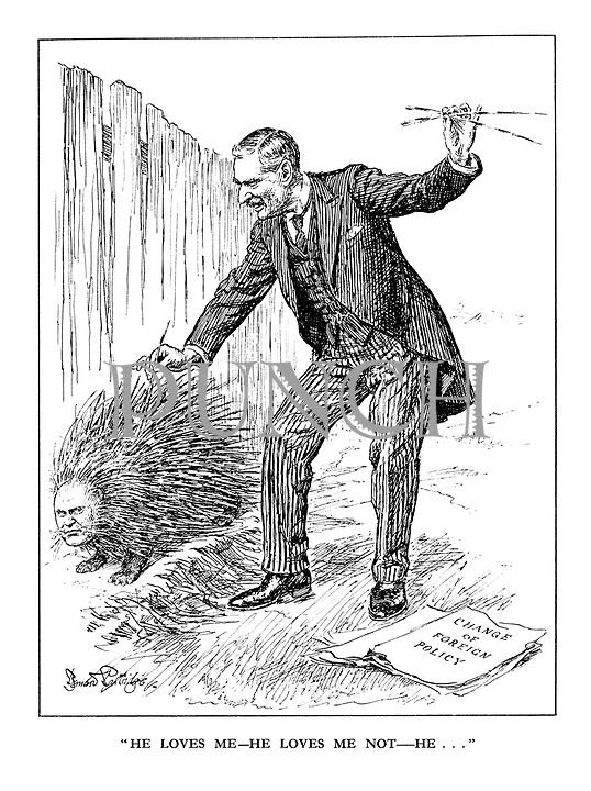 Political War 2 Chamberlain World Cartoons