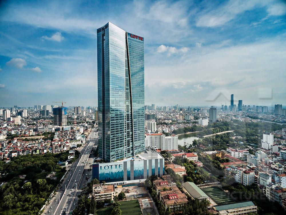 Restaurant Lotte Tower Hanoi