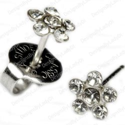 fe44a3ecf Studex Piercing Studs Flower | Gardening: Flower and Vegetables