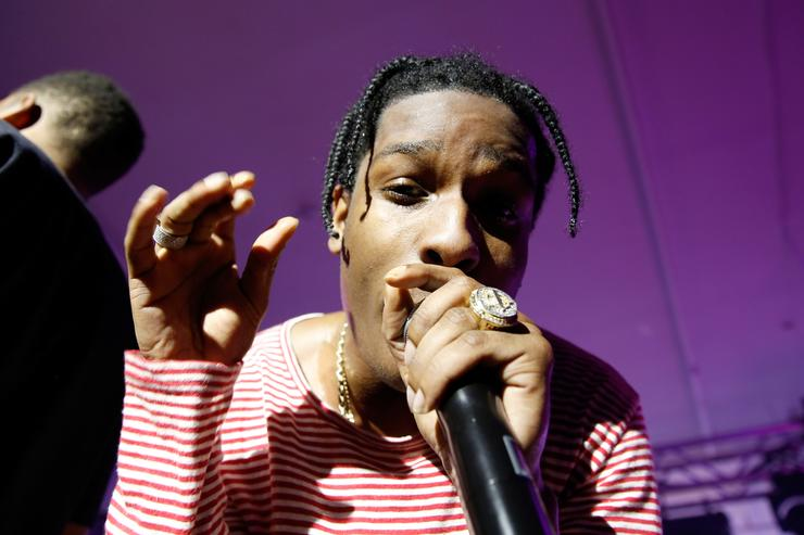 A$AP Rocky Previews Playboi Carti And Chief Keef Collaboration
