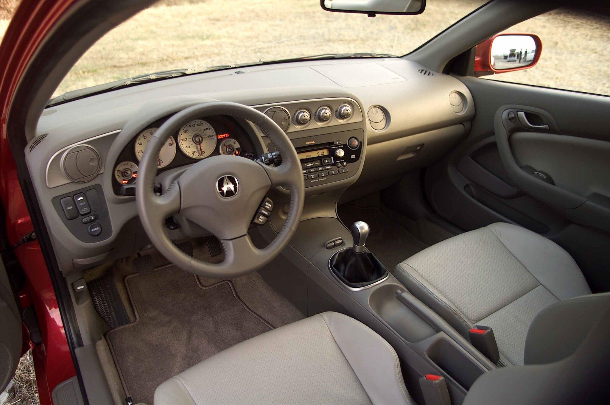 Acura Rsx Interior