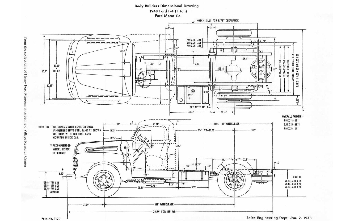Ford Truck Parts Diagrams
