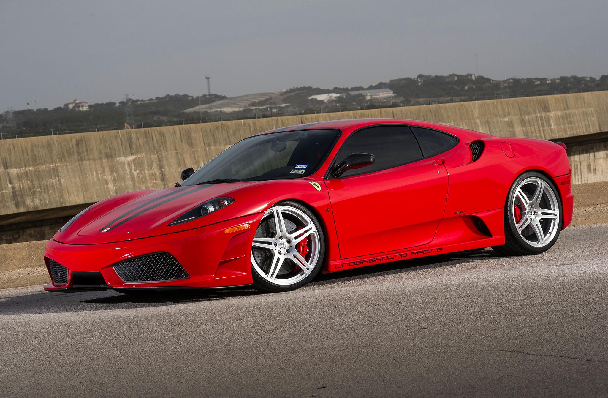 Meet the 700-HP Ferrari F430 Scuderia Modified by ...