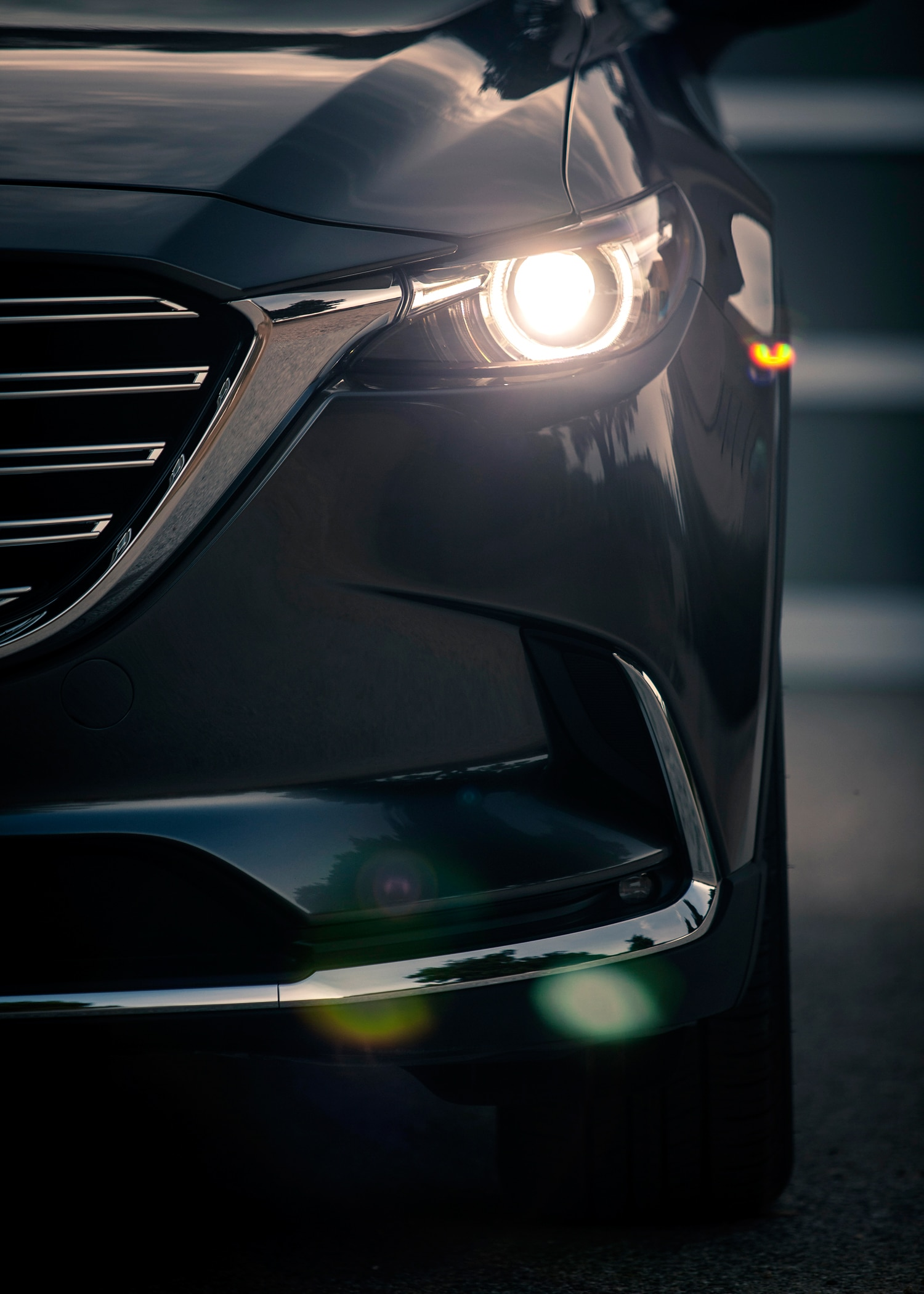 Mazda 6 Led Grille Accent Lighting