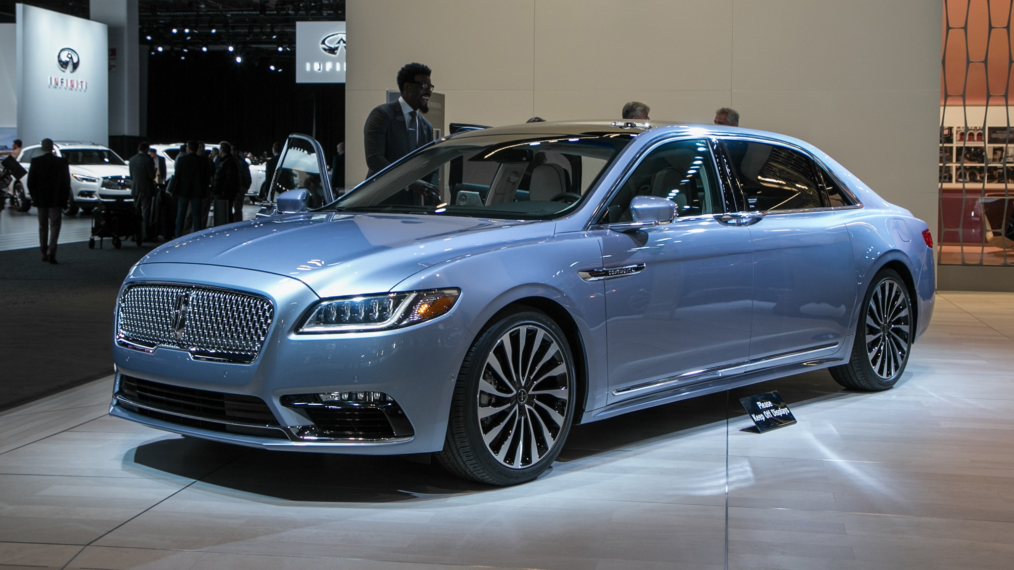 The New Lincoln Continental Is Getting Suicide Doors ...