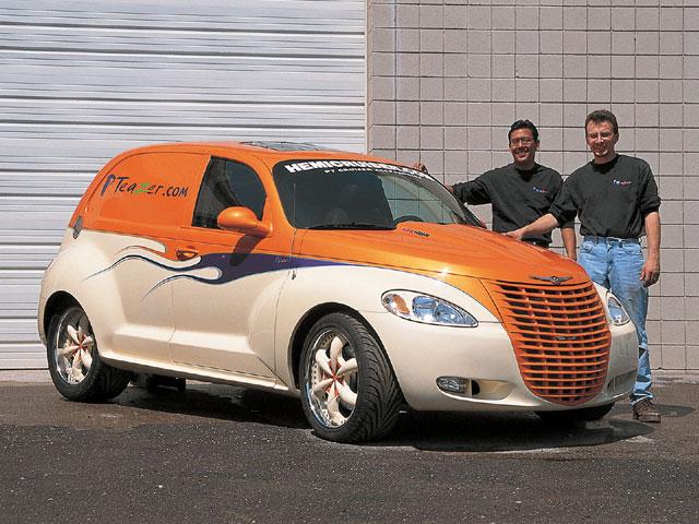 What Are Chrysler Big Blocks