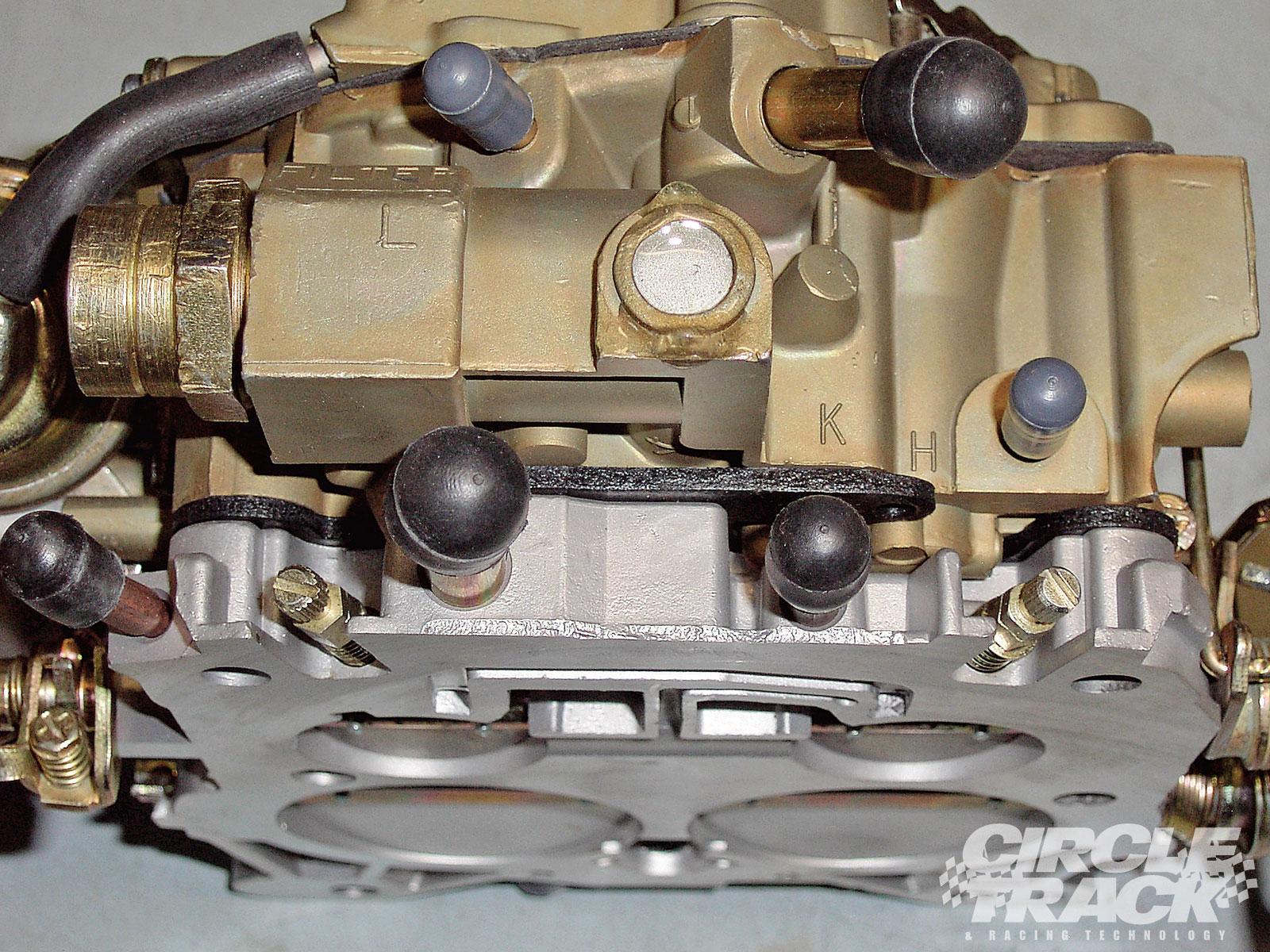 Rochester Carburetor Paint