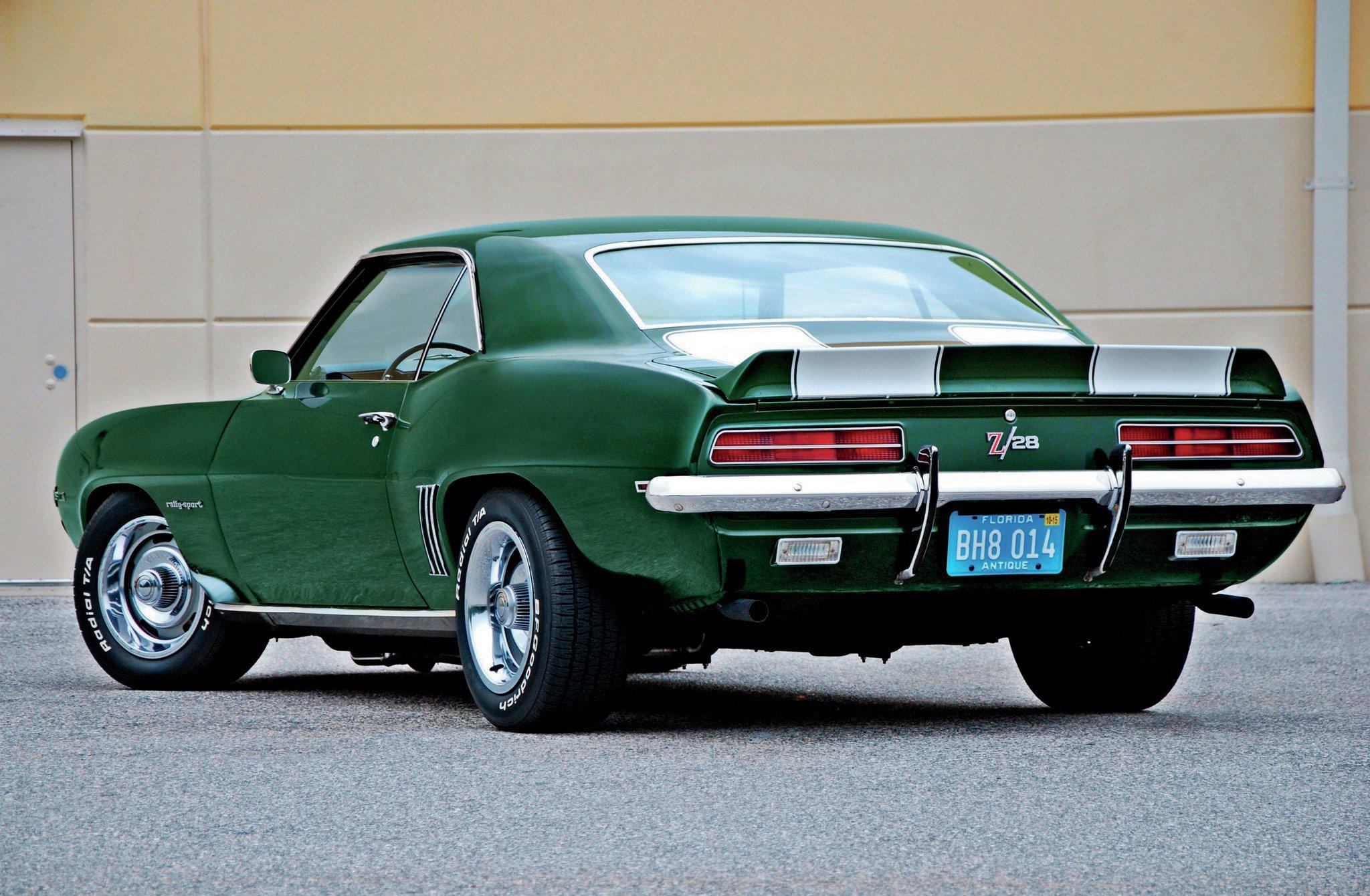 1969 Chevrolet Camaro Z28 - Z-Lite - Hot Rod Network