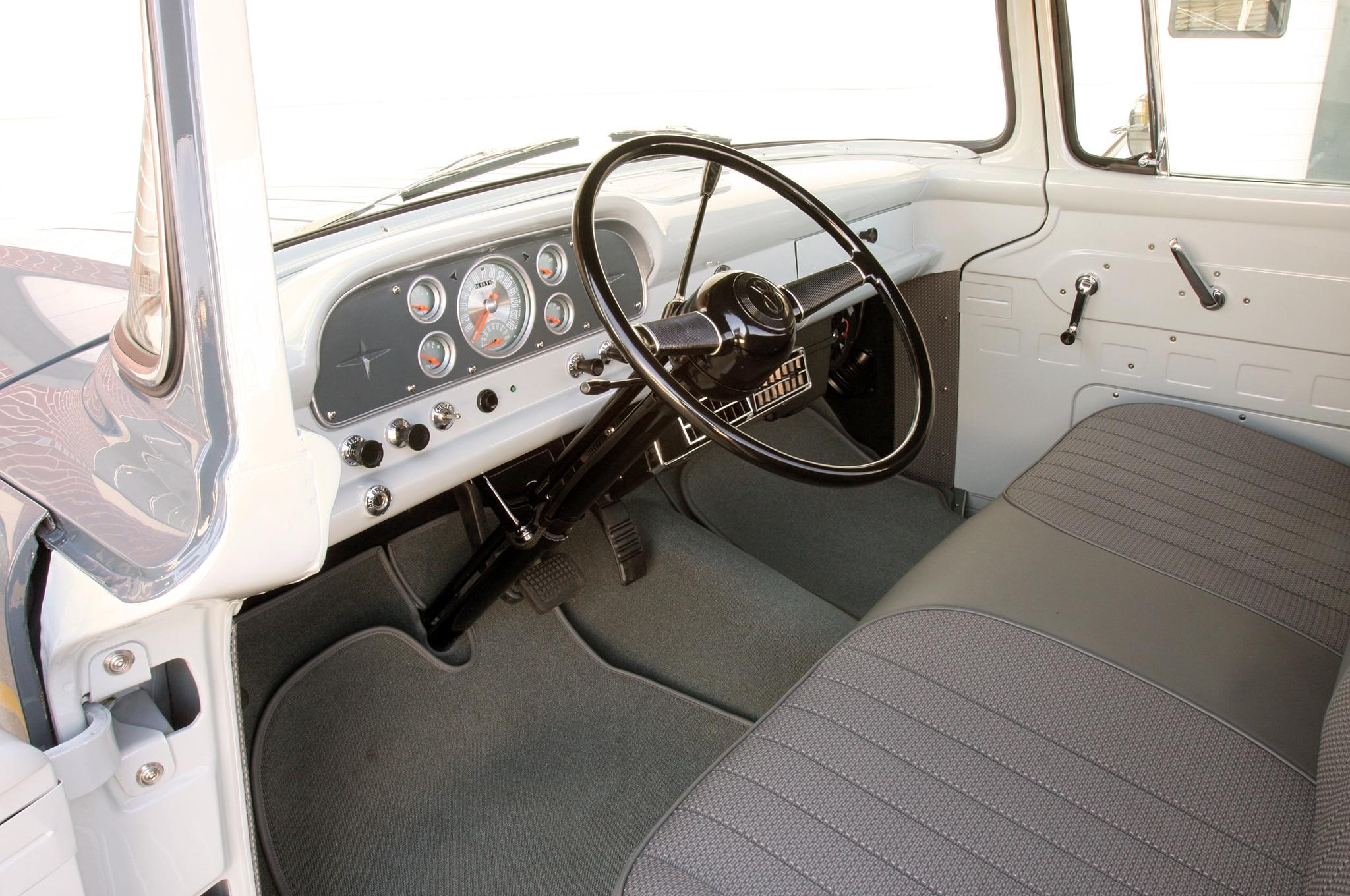 1954 Ford F100 Heater Motor 1955