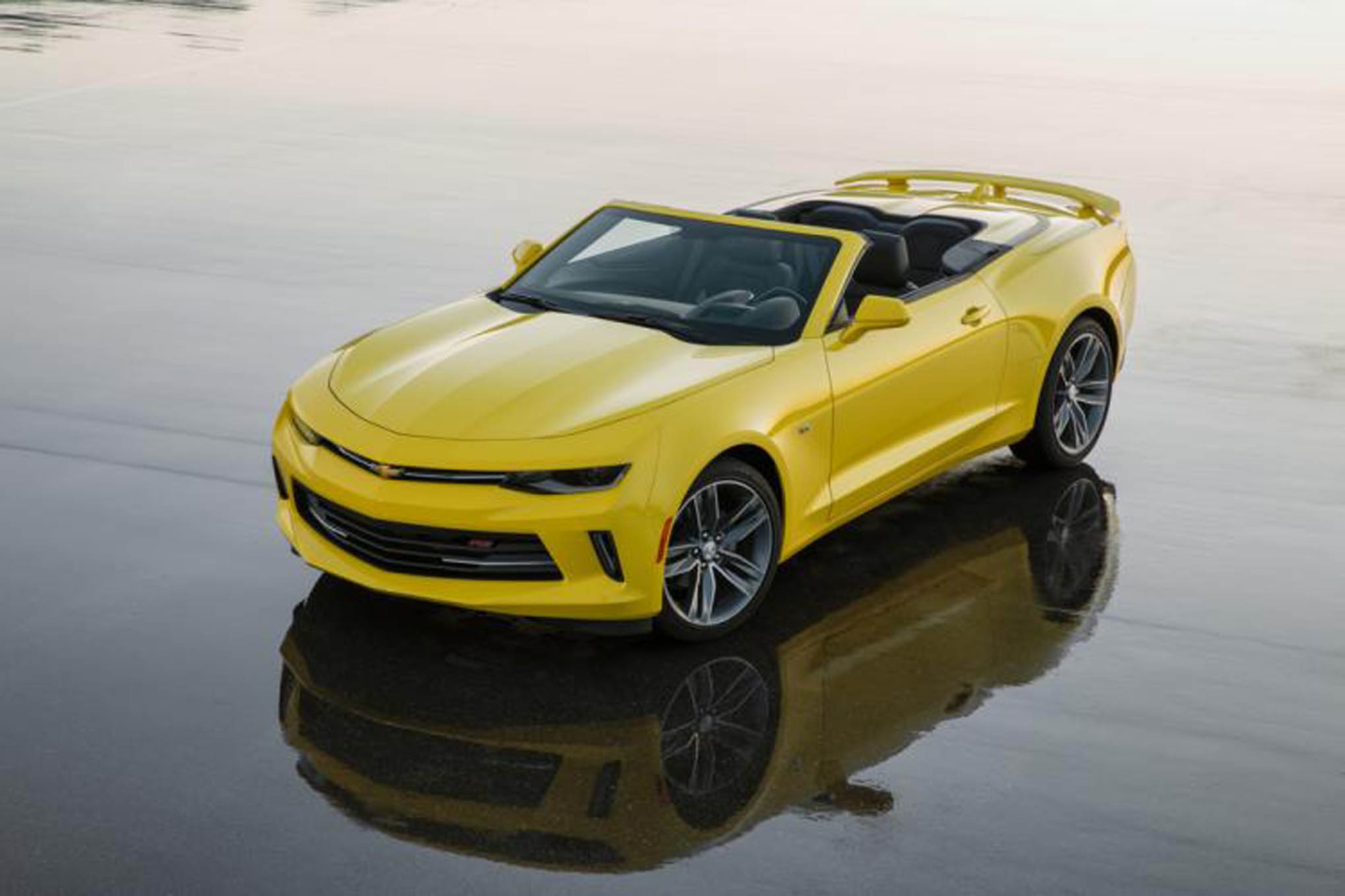 2016 Camaro Convertible First Drive - Hot Rod Network