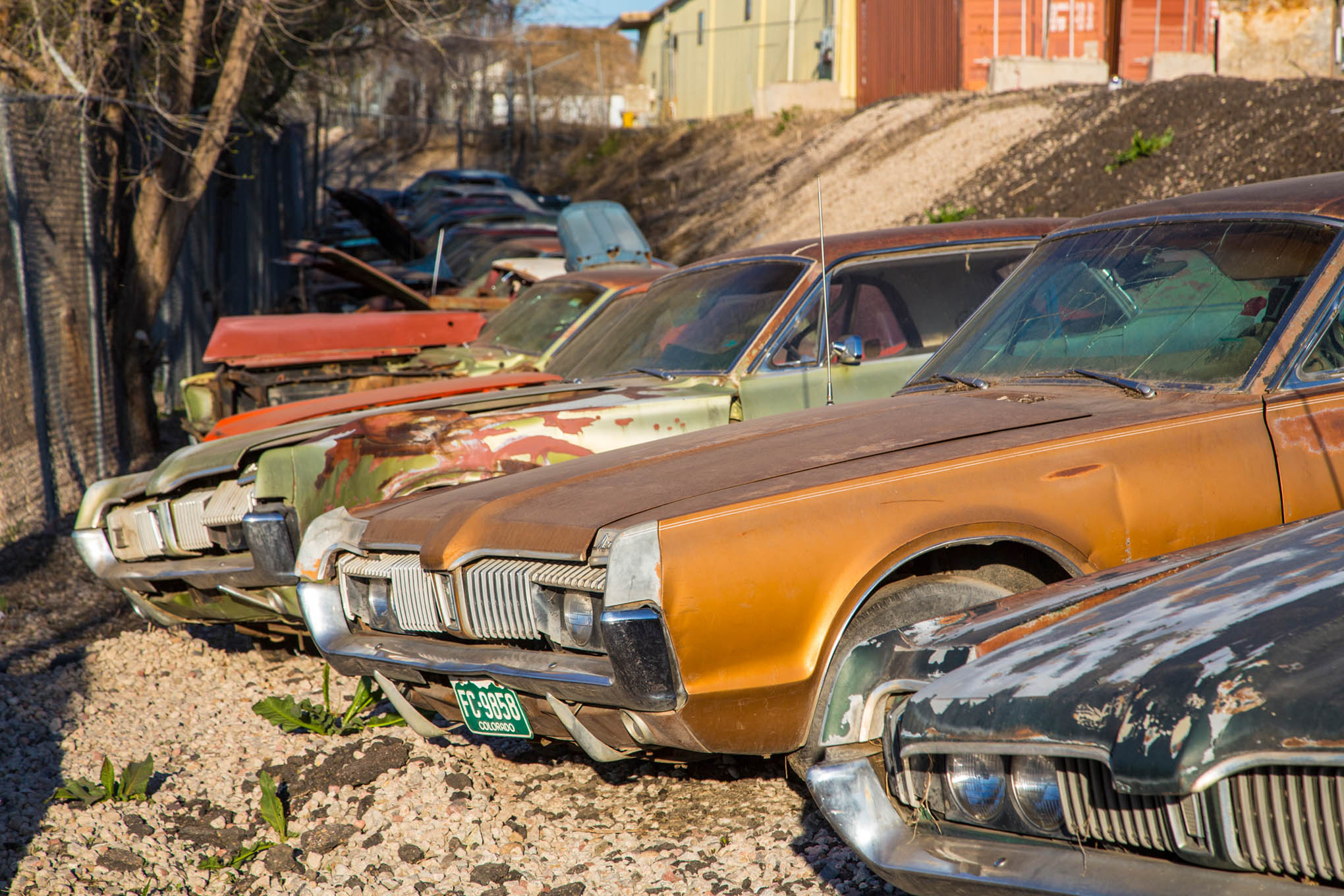 Muscle Car Junk Yards Indiana