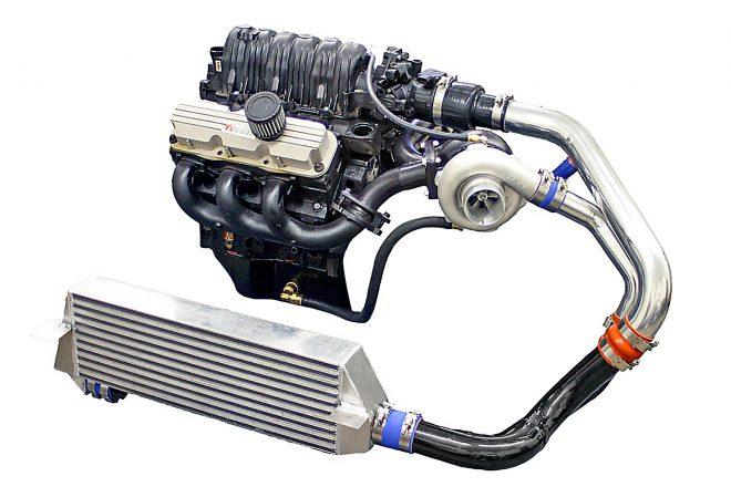 Series 2 Engine 3800 V6