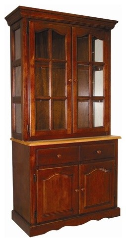 Harmony China Cabinet Modern China Cabinets And Hutches