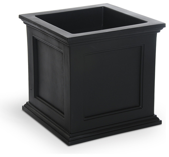 Extra Large Plastic Planters Outside