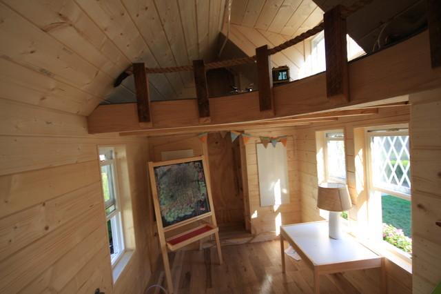 Treehouse Interior Design