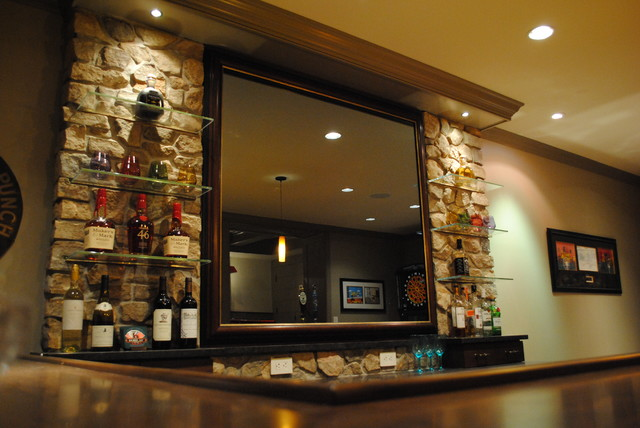 Home Wet Bar Decorating Ideas