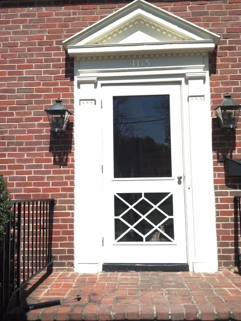 Storm Doors Hackberry Hill