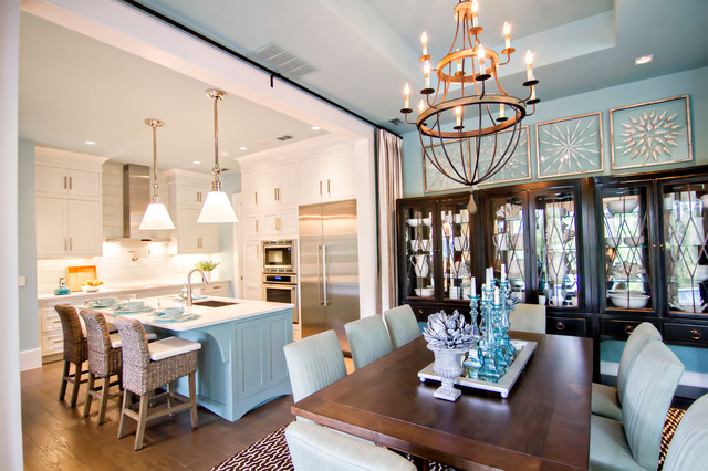 Hgtv Smart Home 2013 Tropical Dining Room