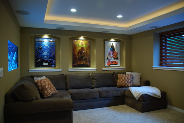 Home Theater Decorations Cheap