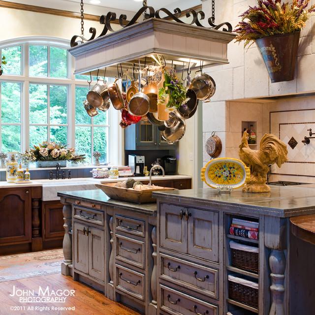 La Cornue Kitchen Designs