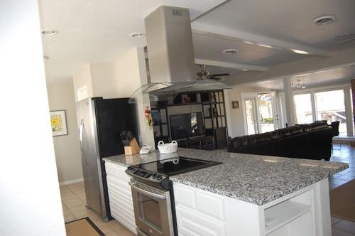 Granite Kitchen Countertop Options